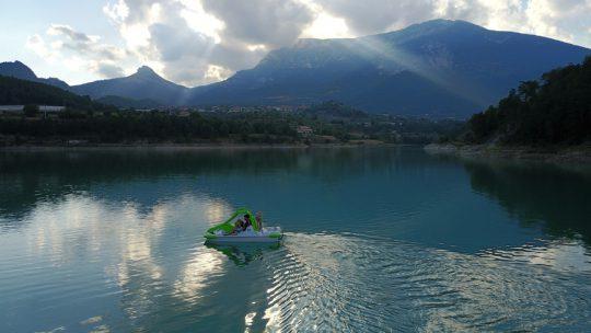 Alquiler de kayaks en Llosa del Cavall
