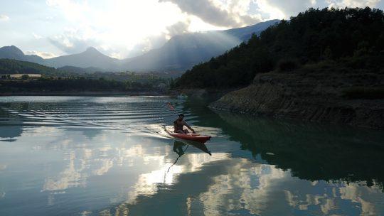 Kayak Llosa del Cavall