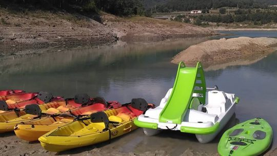 kayak and others