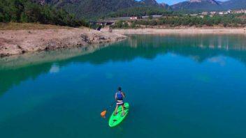 Lloguer de Paddle Surf o Stand up paddle a la Llosa del Cavall