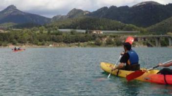 kayak doble la llosa del cavall