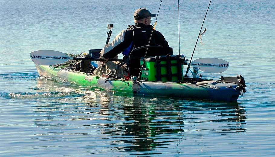 comprar kayak de pesca