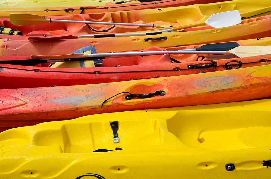 alquiler kayak Lleida