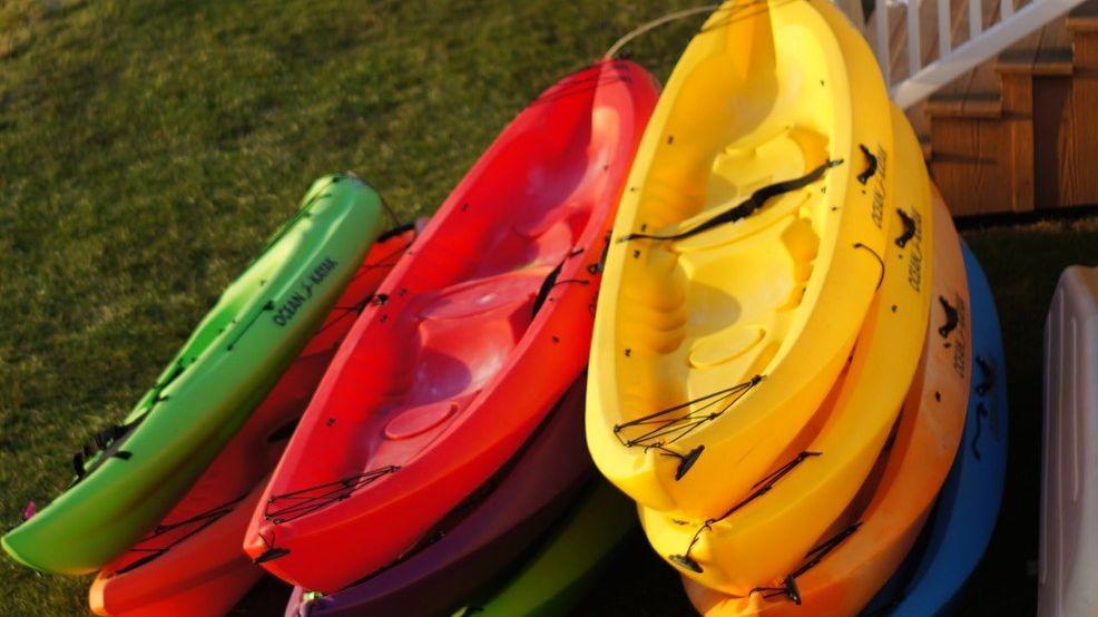 kayak embarcación