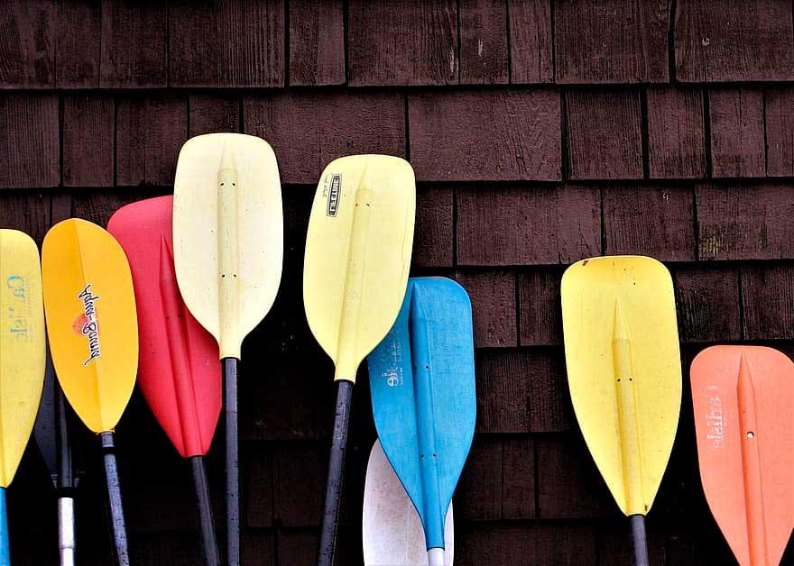 pala de kayak
