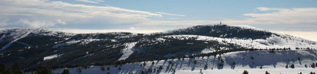 les millors rutes amb raquetes de neu a Port del Comte