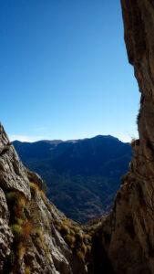 vistes sobre la Serra d'Ensija