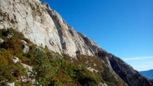 la cara sud del Pedraforca