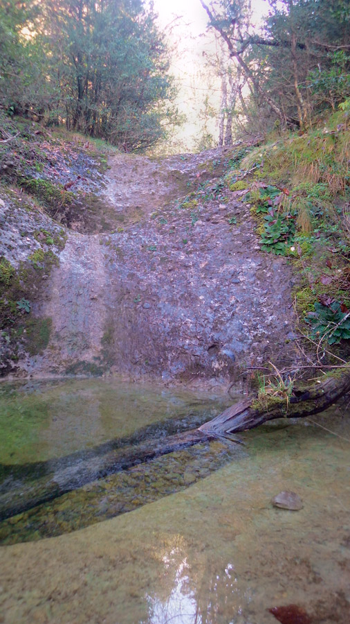 descens de barrancs al Berguedà