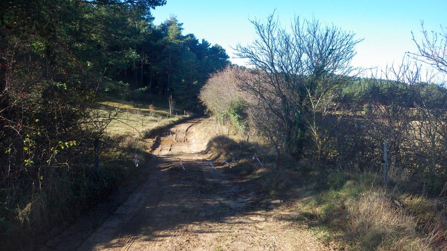 aproximació rasa cal catriques Travil, el Berguedà