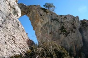 vista oest del pont de l'afrau