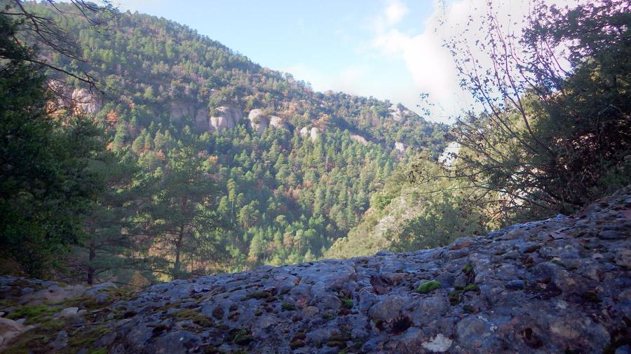 descens de canyons al Berguedà