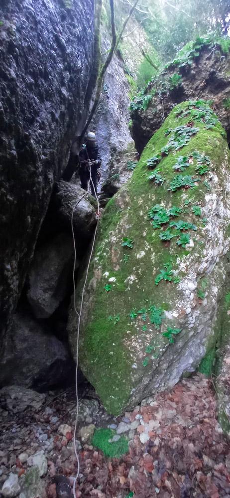 descens de barrancs a Lleida