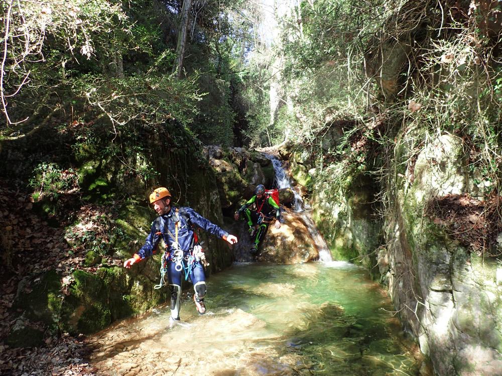 barranc de Cal Patzí o Torrent de la Font dels Avets