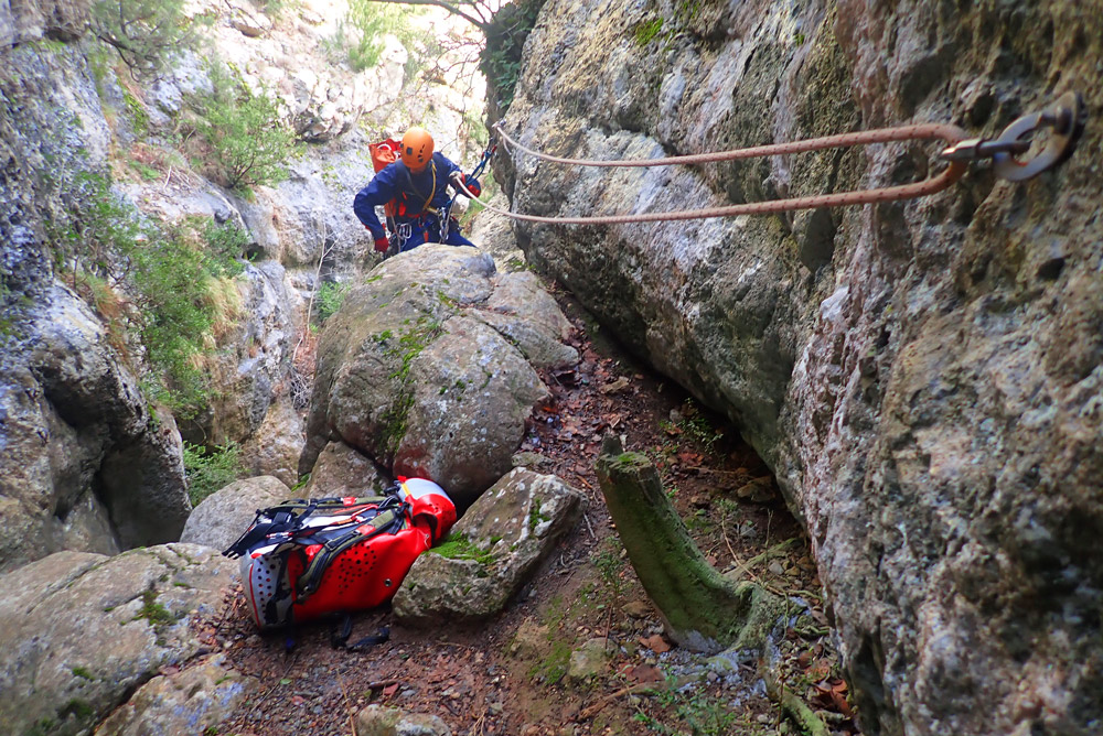 barrancs de l'Alt Urgell