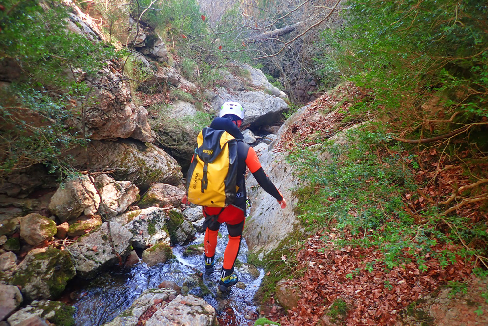 barranquisme a la provincia de Girona