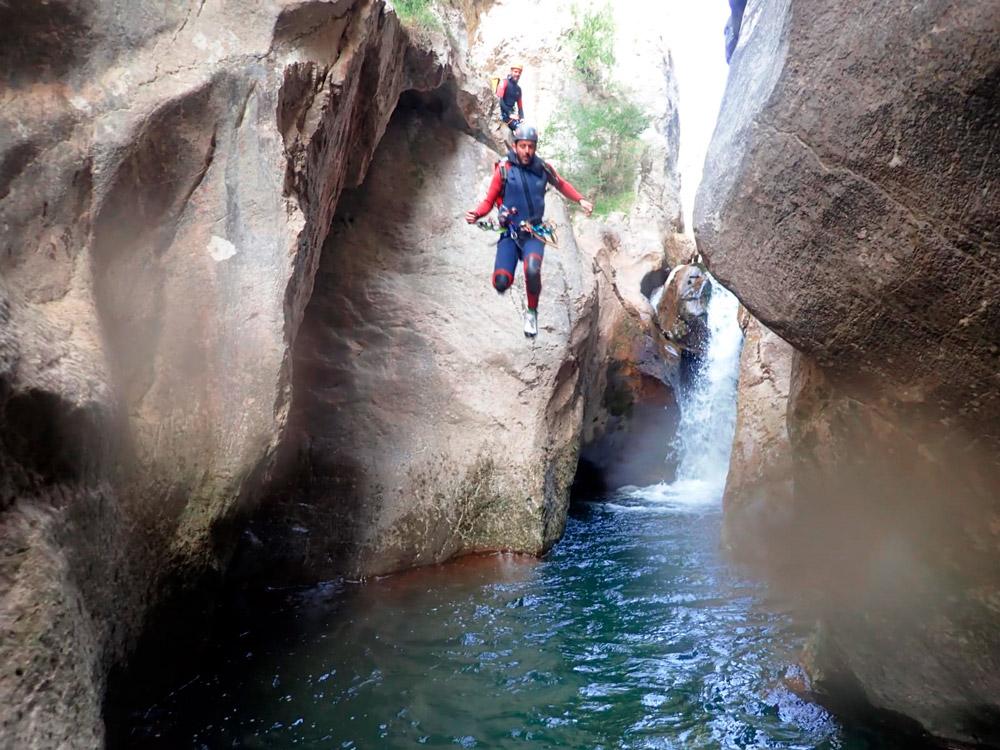 activitats d'aventura al Berguedà