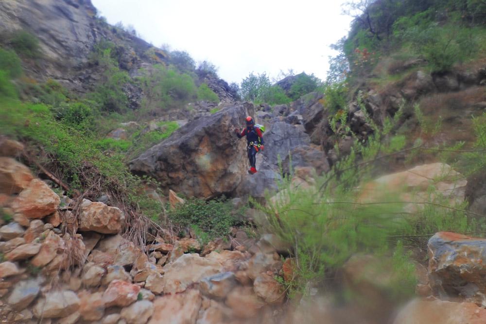 barranc del rec de Malanyeu
