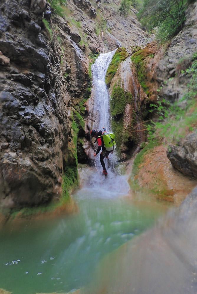 barranc o torrent del rec de Malanyeu