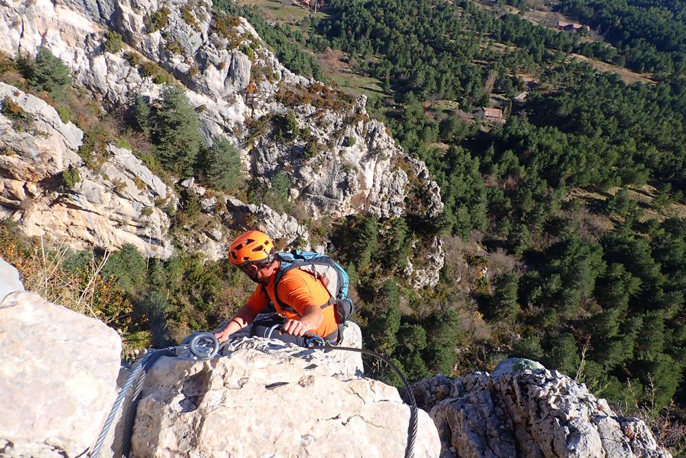 vies ferrades al Berguedà