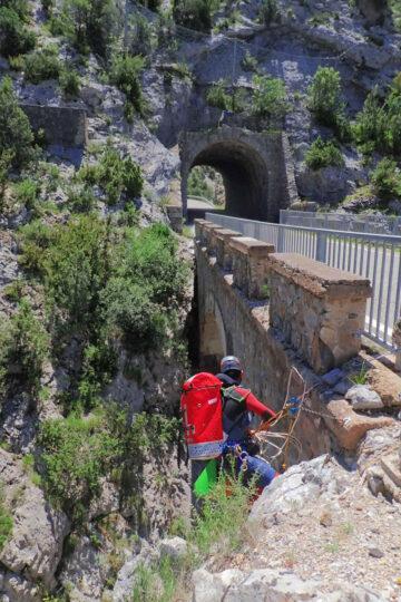 iniciació barranquisme Lleida Alt Urgell